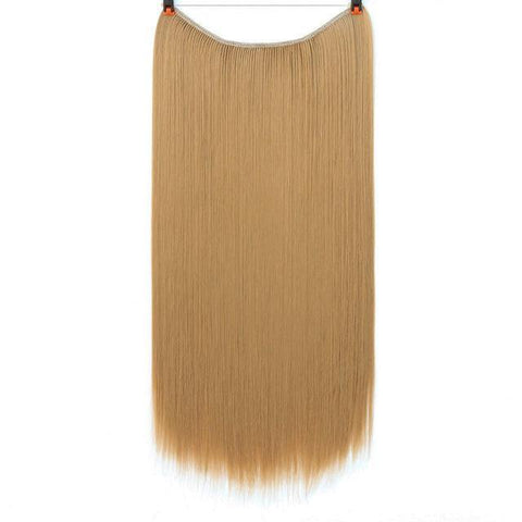 Image of Invisible Line Hair Extensions-shavercentre.com.au