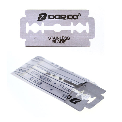 Image of 20 Safety Razor Blades-shavercentre.com.au