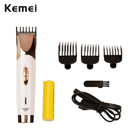 Image of Electric Hair Trimmer Clipper Shaver Professional Comb Dry Rechargeable Beard Razor Shaving Cutting Machine Men Kid Haircut Kit-shavercentre.com.au