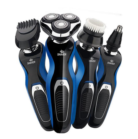 Electric 4 In 1 Body Grooming Set-shavercentre.com.au