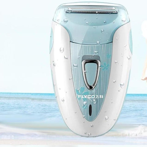 Rechargeable Ladies Shaver-shavercentre.com.au