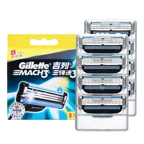 Three Layer Razor Blades-shavercentre.com.au