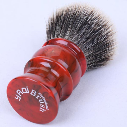 Image of Two Band Badger Hair Shaving Brush-shavercentre.com.au