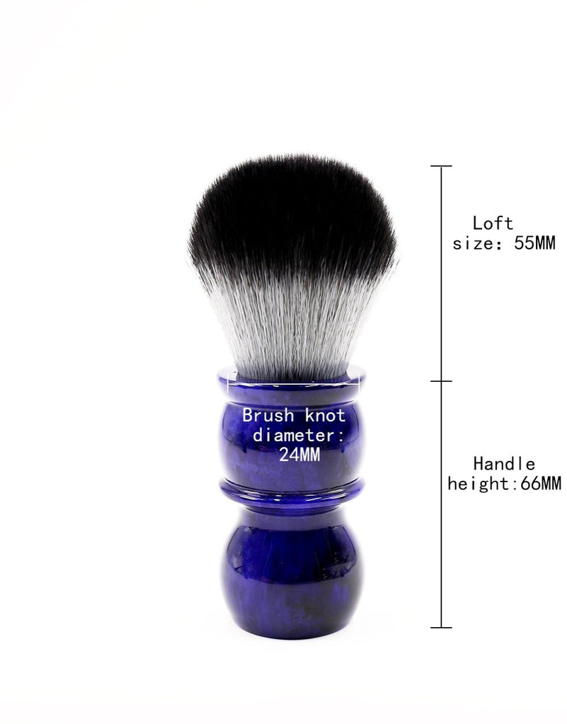 Timber Wolf Shaving Brush-shavercentre.com.au