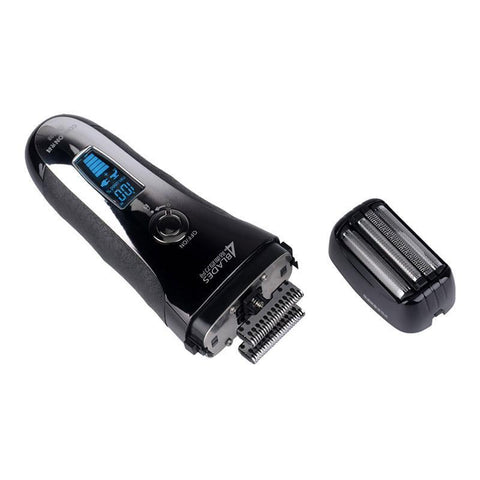 Image of LCD 4 Blade Electric Shaver-shavercentre.com.au