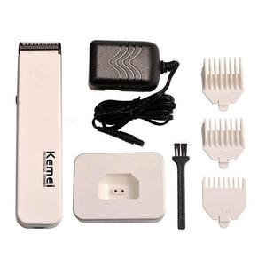 Modern Beard Trimmer - Super Slim - Cordless