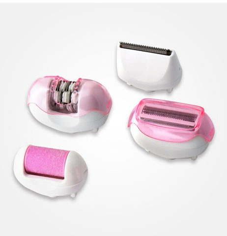 Image of New 4 in 1 Women's Epilator + Electric Shaver-shavercentre.com.au