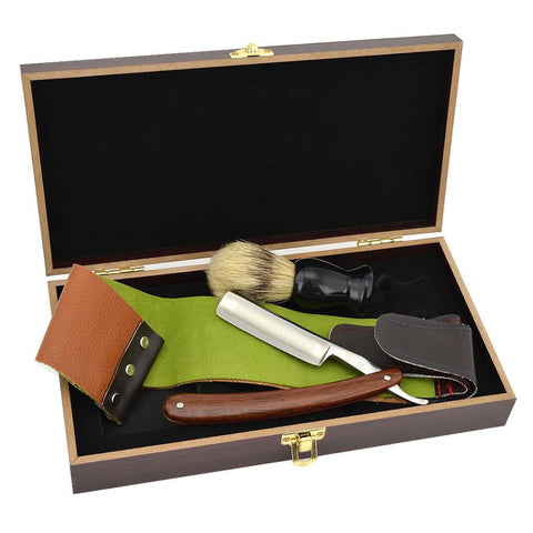 Image of Classic Cut Throat Razor Kit-shavercentre.com.au