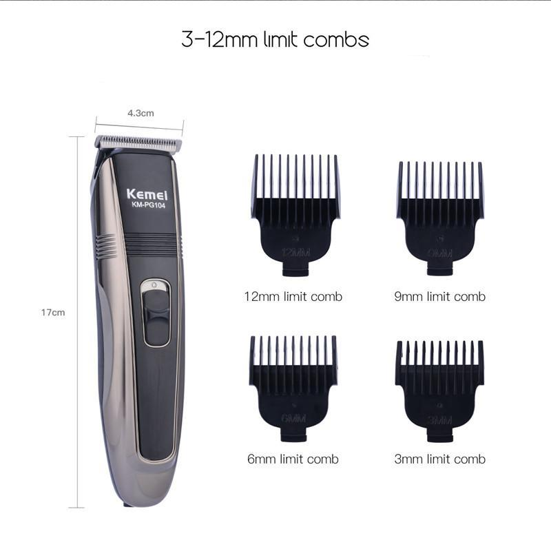 Top Quality Beard Trimmer- Fast Charge - Strong Power Beard Trimmer-shavercentre.com.au
