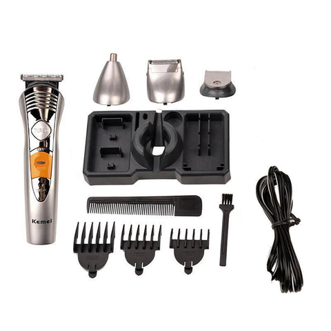Image of 7 in 1 Multi Function Electric Hair Clipper - Nose Hair Trimmer - Electric Shaver-shavercentre.com.au