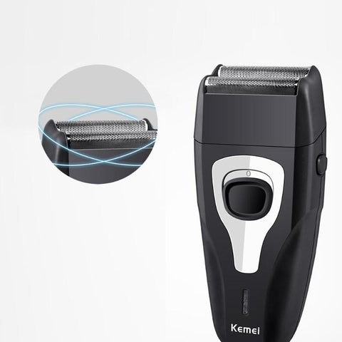 Image of Flexing Dual Foil Electric Shaver-shavercentre.com.au