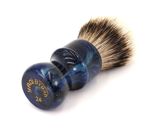 Space Silvertip Badger Shaving Brush