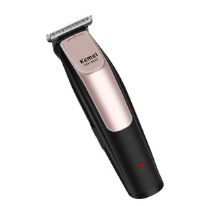 2 in1 USB Rechargeable Engraving Carving Hair Clipper with Precision for Men 0mm Baldheaded Hair Trimmer Hair Cutting Machine 34
