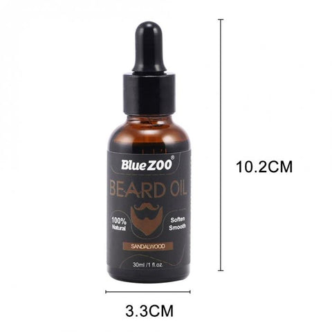 Image of Blue Zoo Essential Beard Oil-shavercentre.com.au
