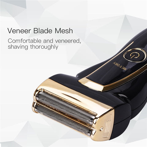Ultrathin Electric Shaver-shavercentre.com.au