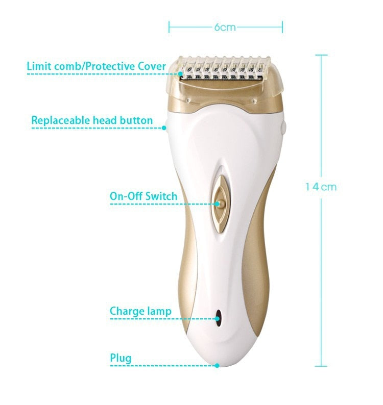 Ladies Electric Shaver-shavercentre.com.au