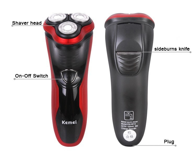Wet & Dry Electric Shaver-shavercentre.com.au