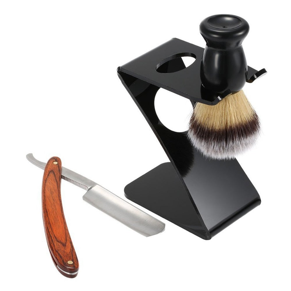 Manual Cut Throat Razor Shaving Set-shavercentre.com.au