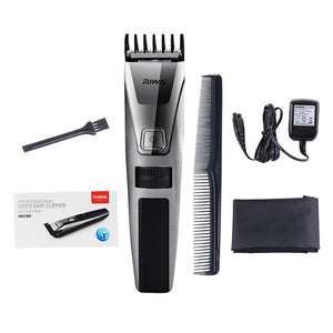 Electric Hair Clipper Plus Nose Trimmer - Waterproof - LCD Display
