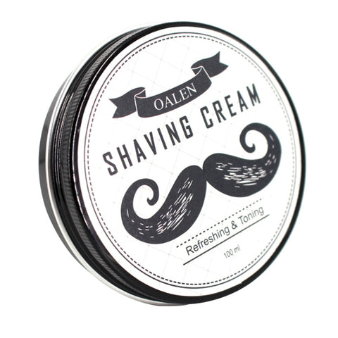 Image of Natural Organic Shaving Cream-shavercentre.com.au