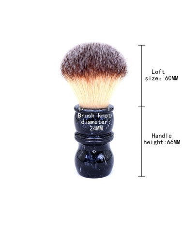 Image of Nylon Hair Shaving Brush-shavercentre.com.au