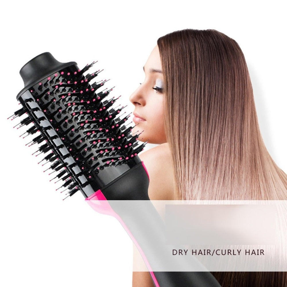 Automatic Hair Curler Brush-shavercentre.com.au