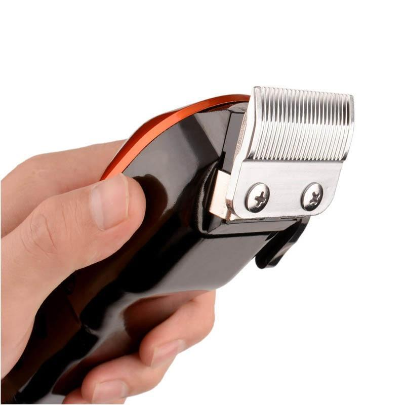 High Power Electric Hair Clipper - Stainless Steel Blade - Barber Cutting-shavercentre.com.au