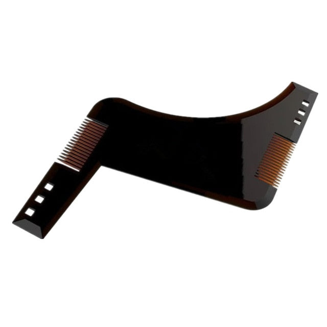 Beard Shaping Tool - Black-shavercentre.com.au