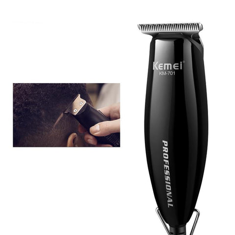 Image of Kemei 0mm Baldheaded Professional Hair Trimmer Powerful Electric Hair Clipper Shaver Modelling Hair Trimmer Razor KM-701-shavercentre.com.au