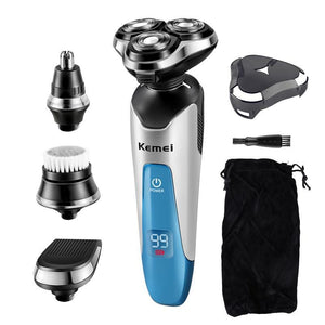 Men's Multifunction Razor and Face Care