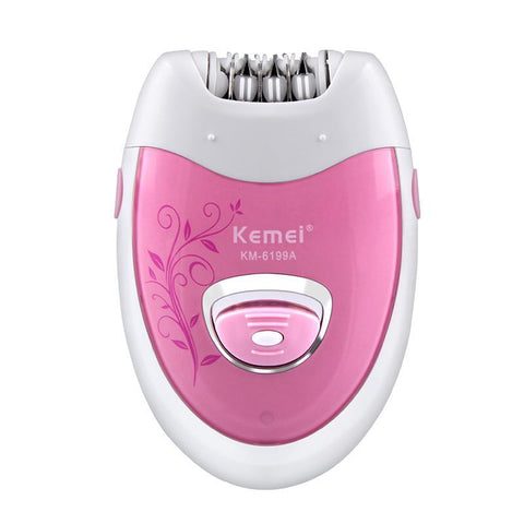 Ladies Rechargeable Electric Epilator-shavercentre.com.au