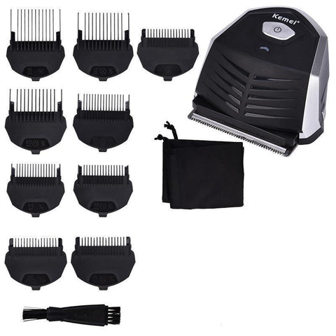 Image of Electric Hair Clipper - 0mm Bald Head Option - Compact-shavercentre.com.au