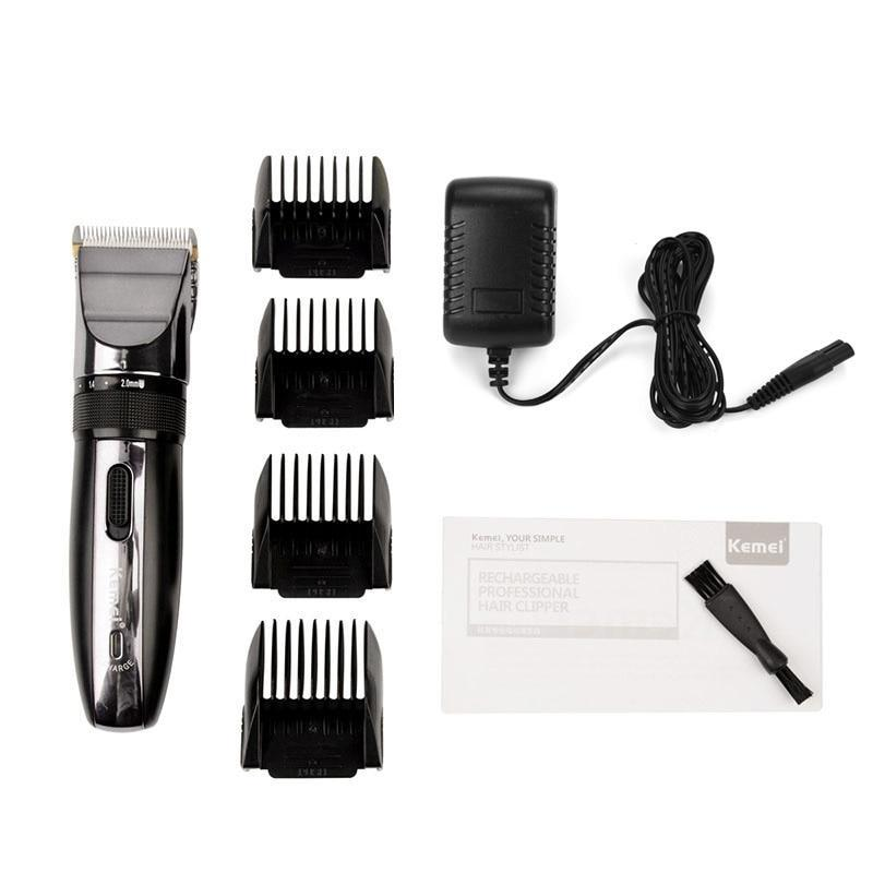 Electric Hair Clipper - Beard Trimmer - Adjustable-shavercentre.com.au
