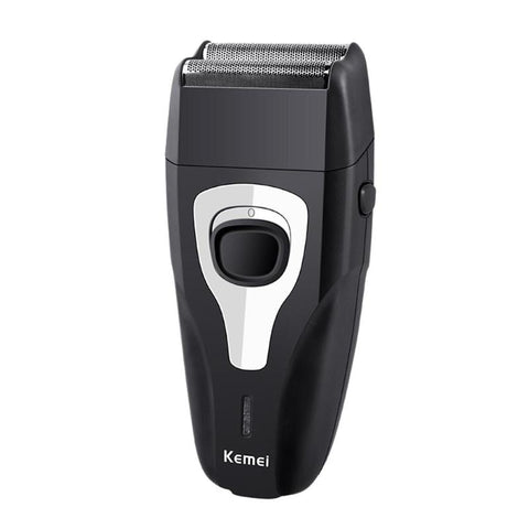 Twin Reciprocating Blades Electric Shaver - Sideburn Trimmer - Flexing Blades-shavercentre.com.au
