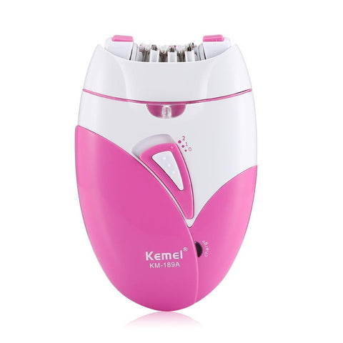 Rechargable Electric Epilator-shavercentre.com.au