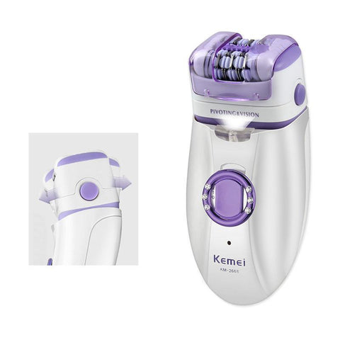 Image of New 2 in 1 Women's Epilator-shavercentre.com.au