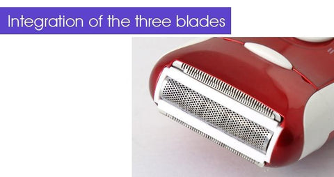 Image of New 3 in 1 Epilator Electric Shaver-shavercentre.com.au