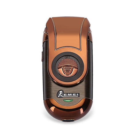 Image of Swivel Compact Electric Shaver-shavercentre.com.au