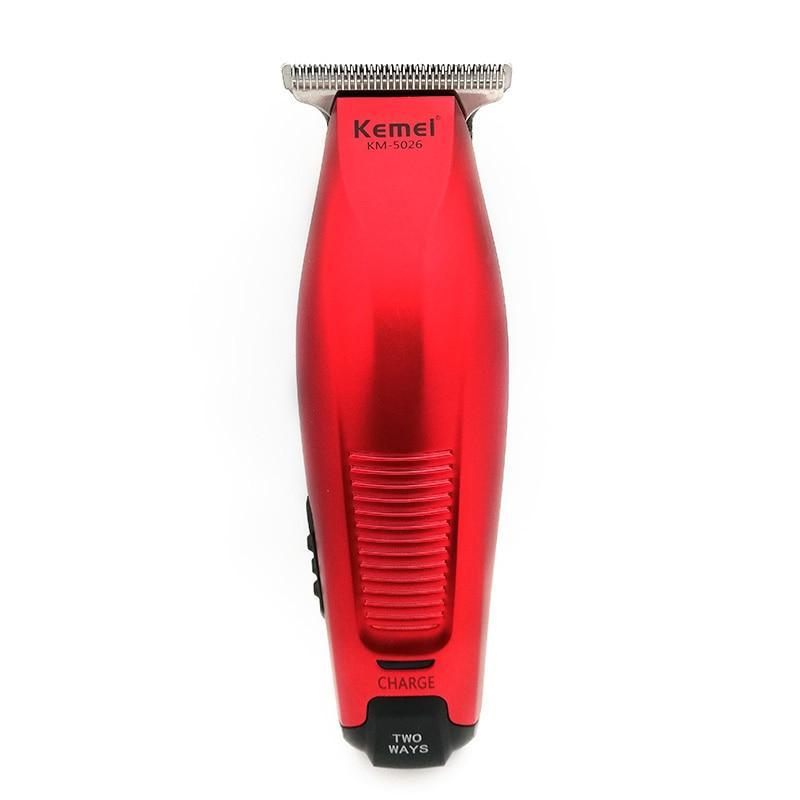 Kemei Professional Hair Clipper Cordless 0mm Baldheaded Hair Beard Trimmer Precision Modelling DIY Hair Cutter Haircut Machine-shavercentre.com.au