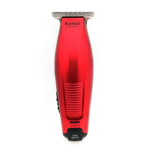 Image of Kemei Professional Hair Clipper Cordless 0mm Baldheaded Hair Beard Trimmer Precision Modelling DIY Hair Cutter Haircut Machine-shavercentre.com.au