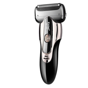 3 Head Blades Electric Shaver-shavercentre.com.au