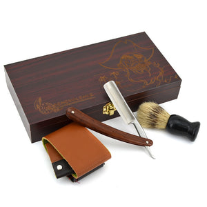 Classic Cut Throat Razor Kit