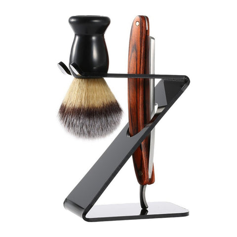 Image of Manual Cut Throat Razor Shaving Set-shavercentre.com.au