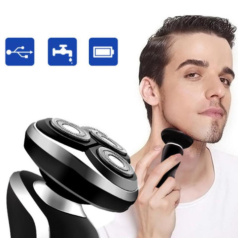 5D Touch 4-in-One Electric Shaver-shavercentre.com.au