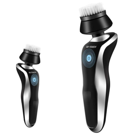 5D Touch Wet/Dry Nano Electric Shaver 4-In-One-shavercentre.com.au