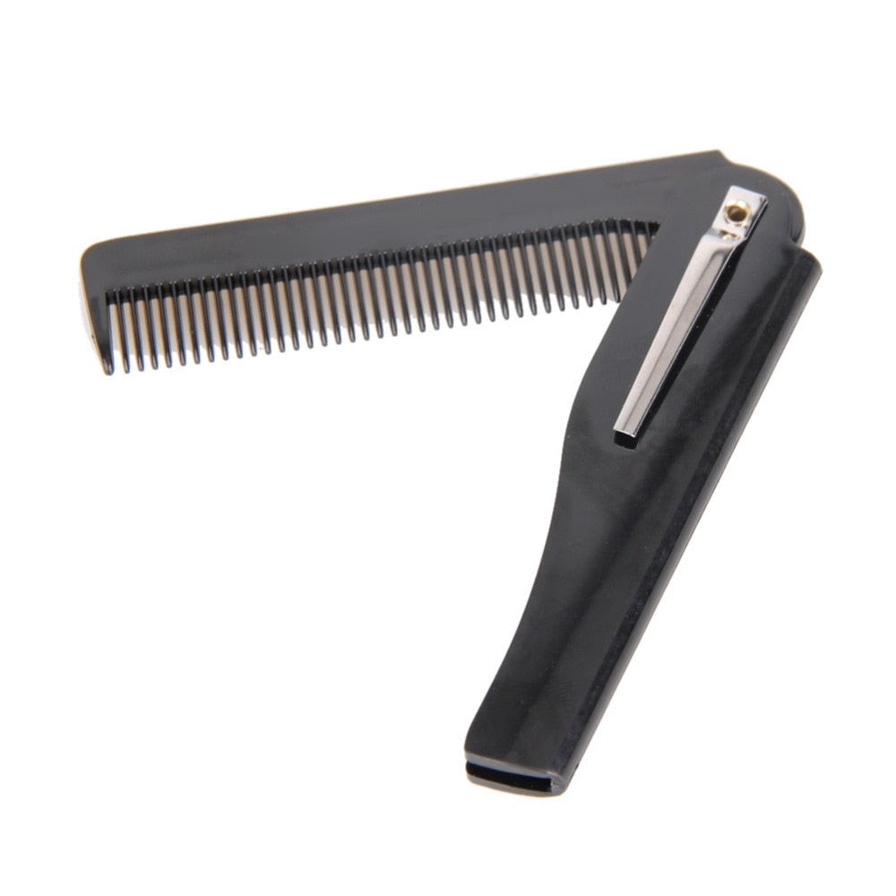 Pocket Foldable Hair Comb-shavercentre.com.au