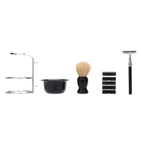 Old Meets New Shaving Set-shavercentre.com.au