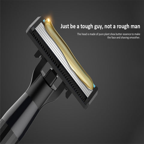 Image of German Steel Blade Razor-shavercentre.com.au