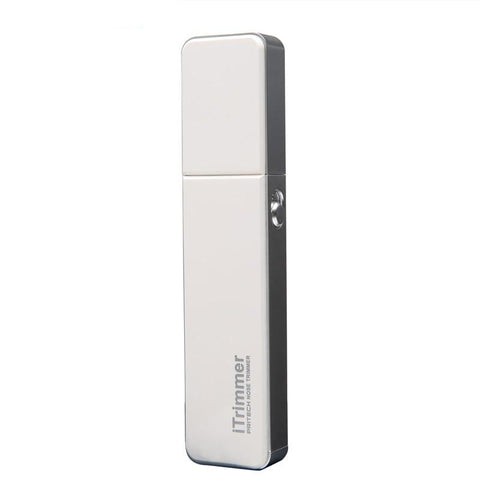 2019 Electric Nose Hair Trimmer - White-shavercentre.com.au