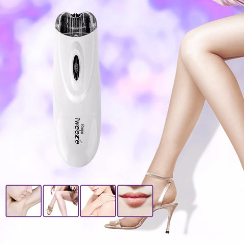 Image of Mini Electric Epilator-shavercentre.com.au